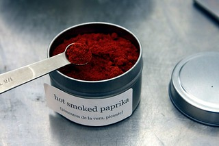 hot smoky paprika | by smitten kitchen