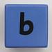 Alphabet Block b