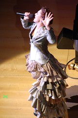 Amanda Palmer with Boston Pops