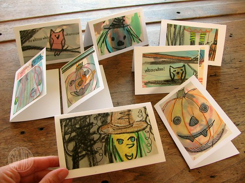 halloween cards | by secret agent josephine