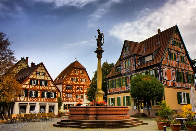 Ladenburg Germany  city pictures gallery : Ladenburg,Germany | Nick Ribaudo | Flickr
