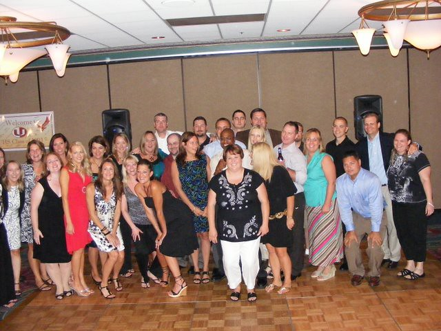 15th Class Reunion University High School Morgantown Wv