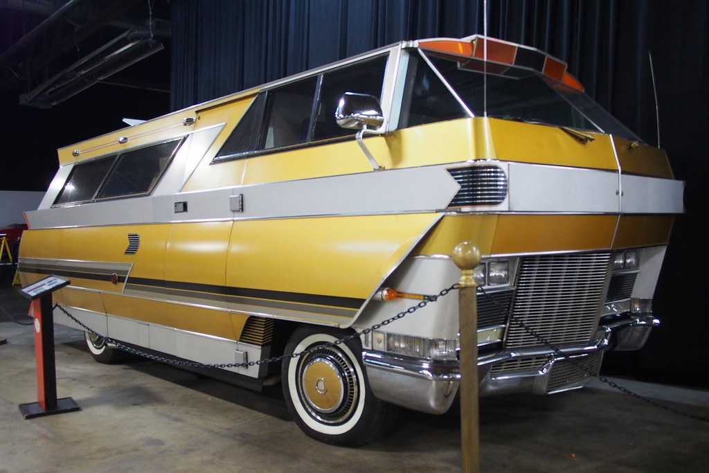 1971 Starstreak Motorhome Custom 04 Jack Snell Flickr