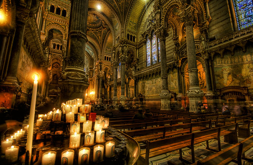 A Votive in the Dark Cathedral | by Stuck in Customs
