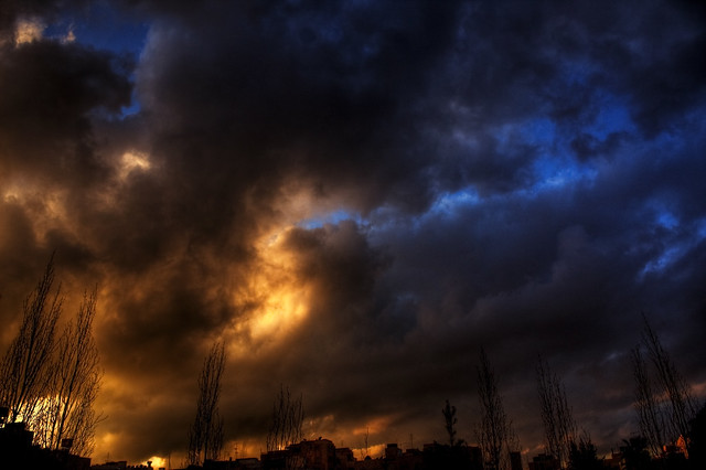 When Heaven & Earth Collide... | HDR ( High Dynamic Range ...