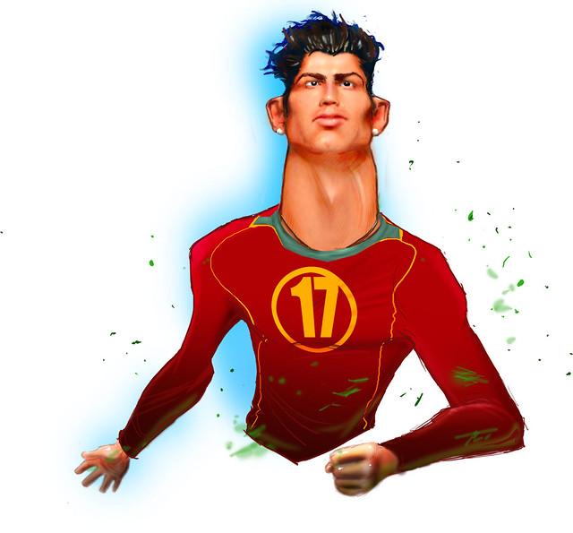New Cristiano Ronaldo Shoes