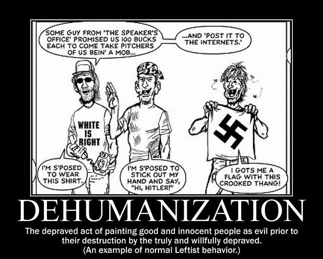 "1984 dehumanization essay Postmodernist prose and george orwell his essay ""politics and the english language ""man is the ideology of dehumanization."