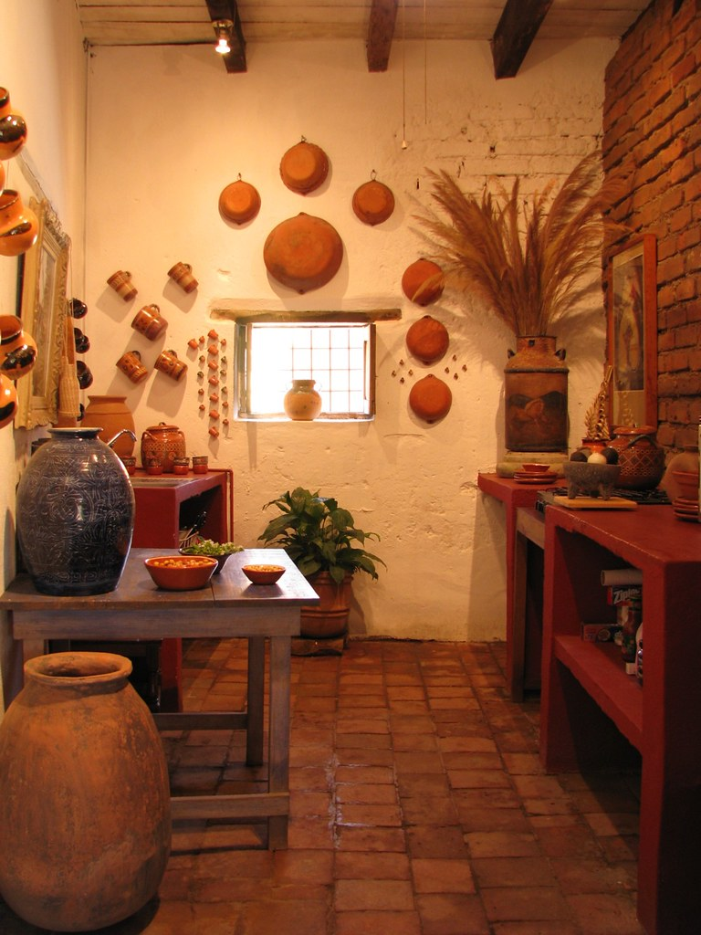 Cocina rustica luis martinez de velasco flickr - Ideas para decoracion rustica ...