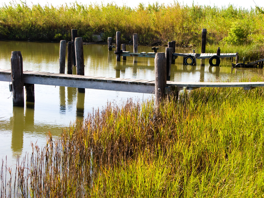 Fishing piers in port lavaca tx mitsy mcgoo flickr for Port lavaca fishing