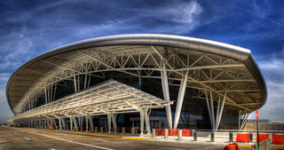 New Indianapolis Airport Terminal (EXPLORED) | by Carl Van Rooy Photography