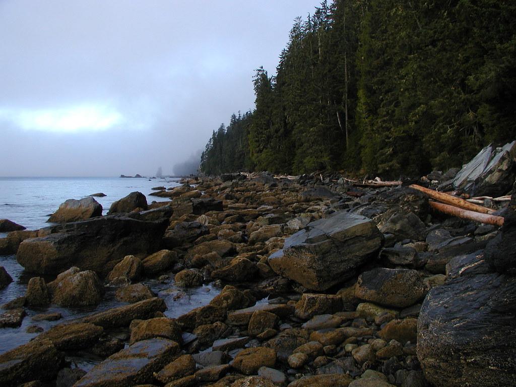 West Coast Trail Vancouver Island