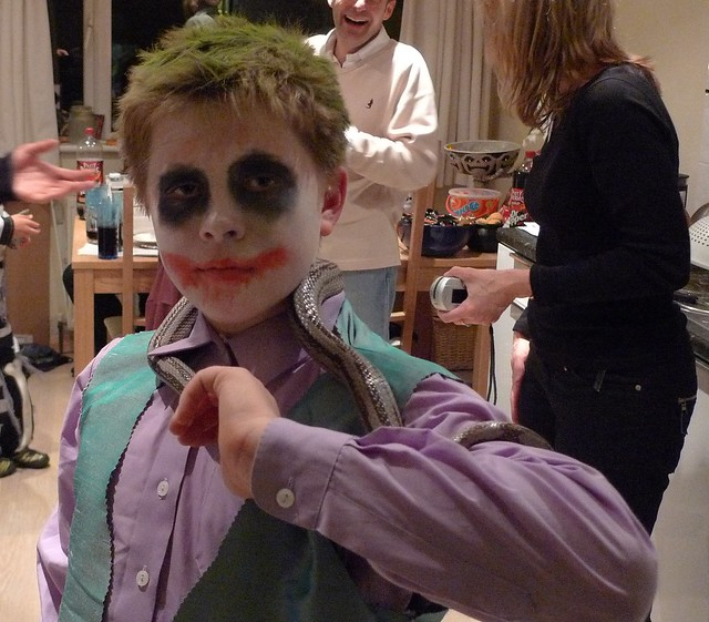 Orheyn Lay Lay Joker Version Song Download: This Is Dylan As The Joker. He's Holding