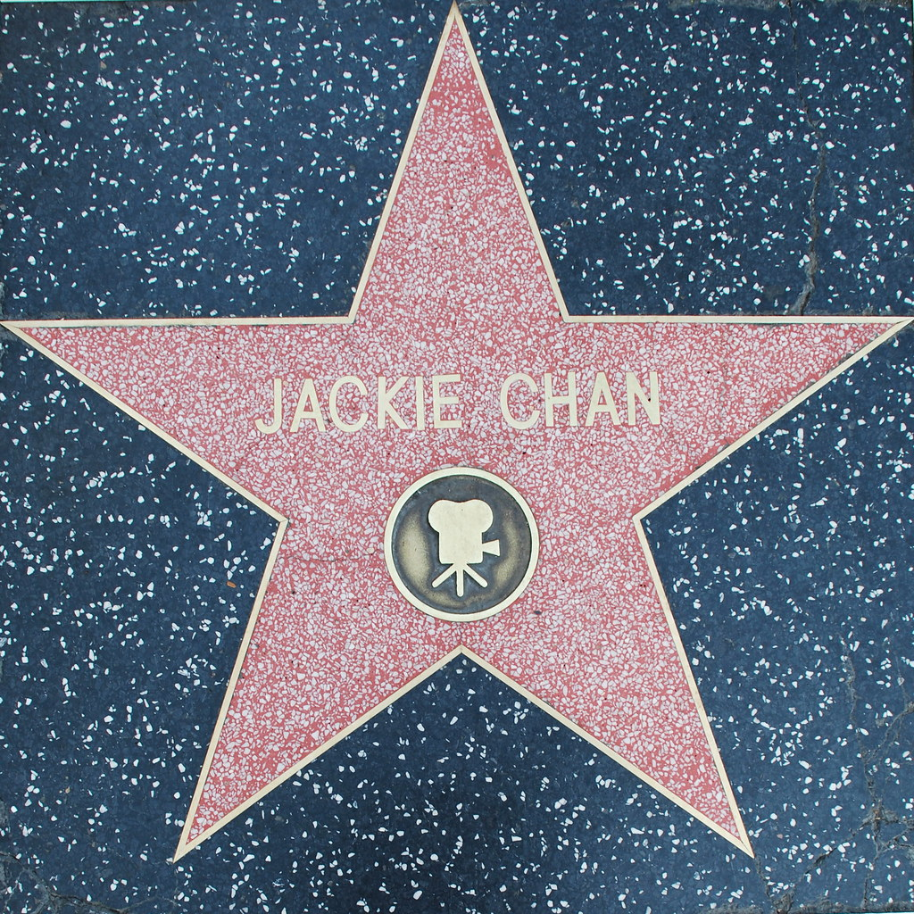 Jackie Chan's Walk of ...