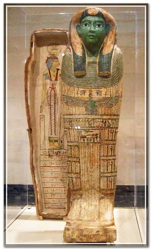 Mummy case at Toledo Museum of Art | Beautiful museum