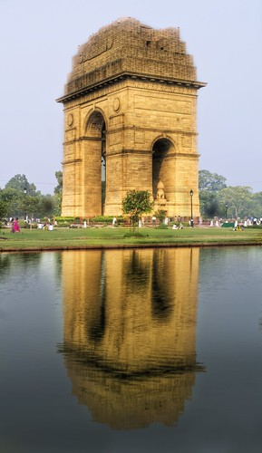 India Gate | by Stuck in Customs