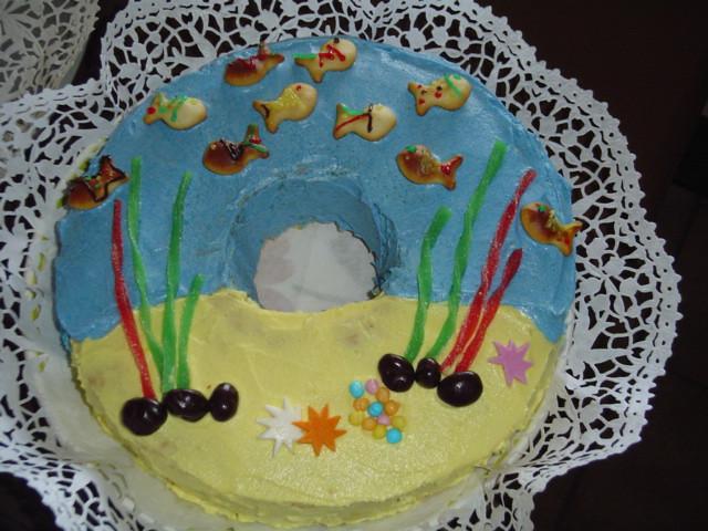 Amazing Birthday Cake Ocean Part 2 Marlene Bakes Flickr Personalised Birthday Cards Sponlily Jamesorg