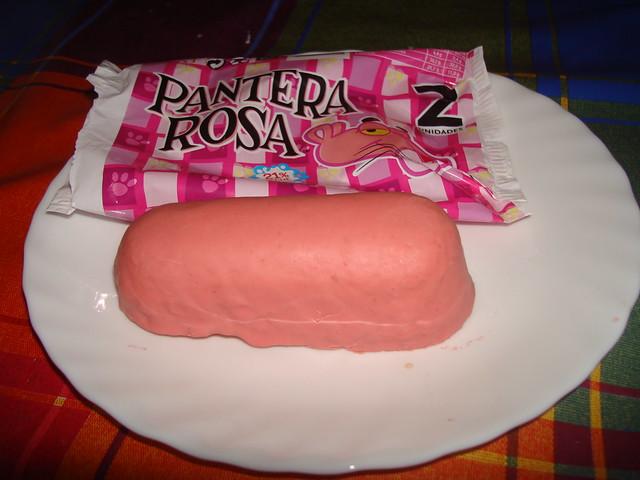 Pink Panther Cake Topper