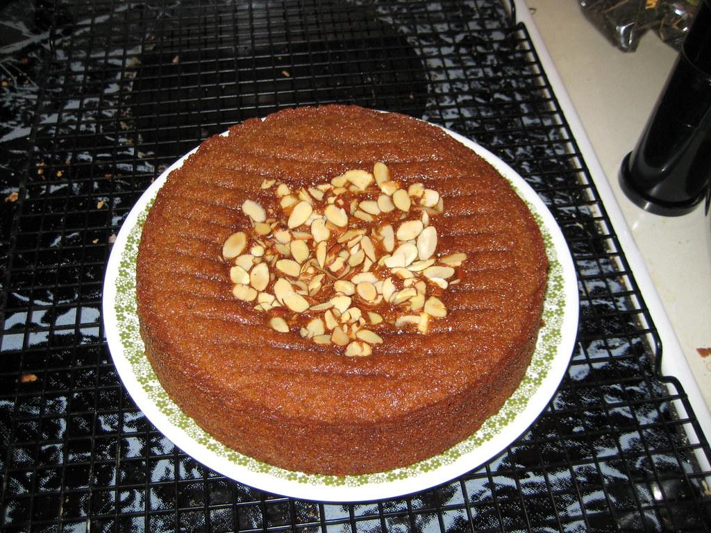 Create Cake Recipe