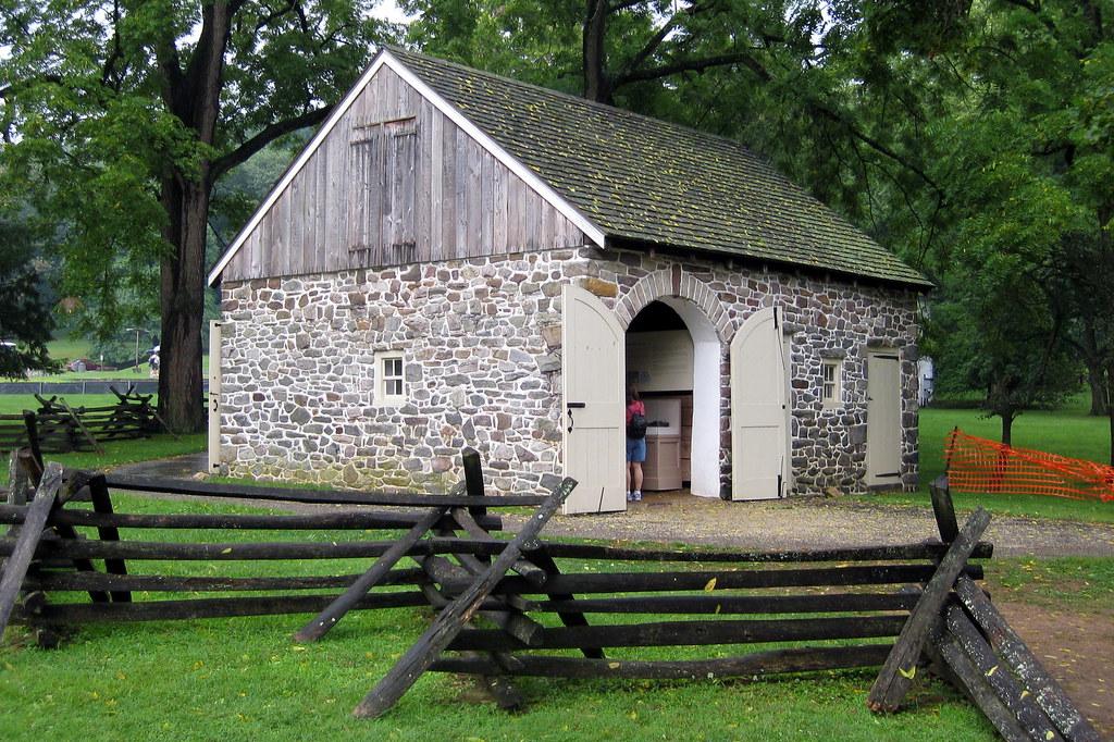 Pennsylvania - Valley Forge: Washington's Headquarters - P ...