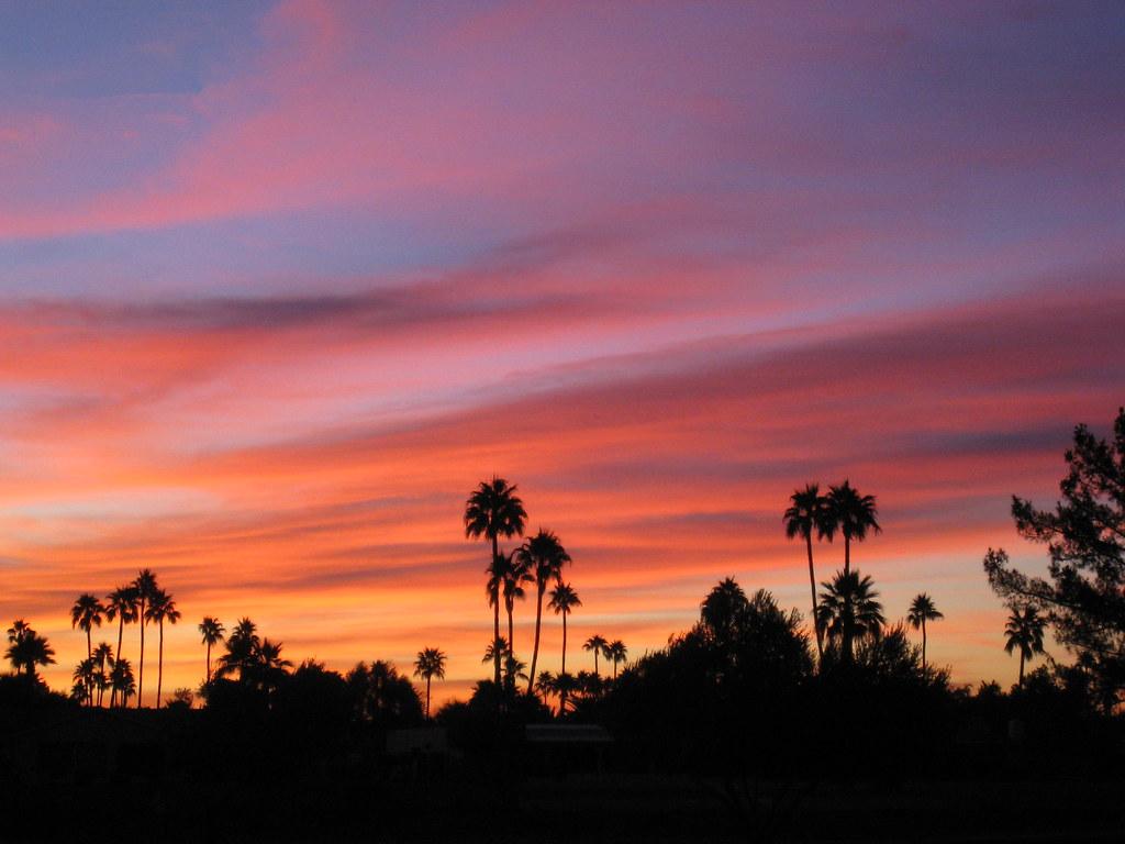 Good Morning Arizona Another Beautiful Sunrise In