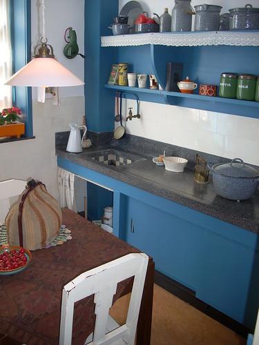 Jaren 20 30 keuken in 39 het schip 39 flickr photo sharing - Keuken in het oude huis ...
