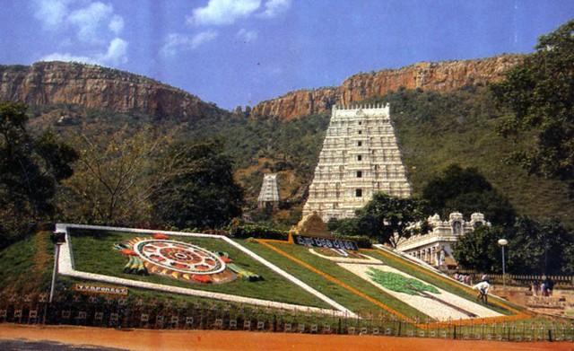 Tirupati India  city photos gallery : Tirupati Balaji Temple;INDIA | Flickr Photo Sharing!