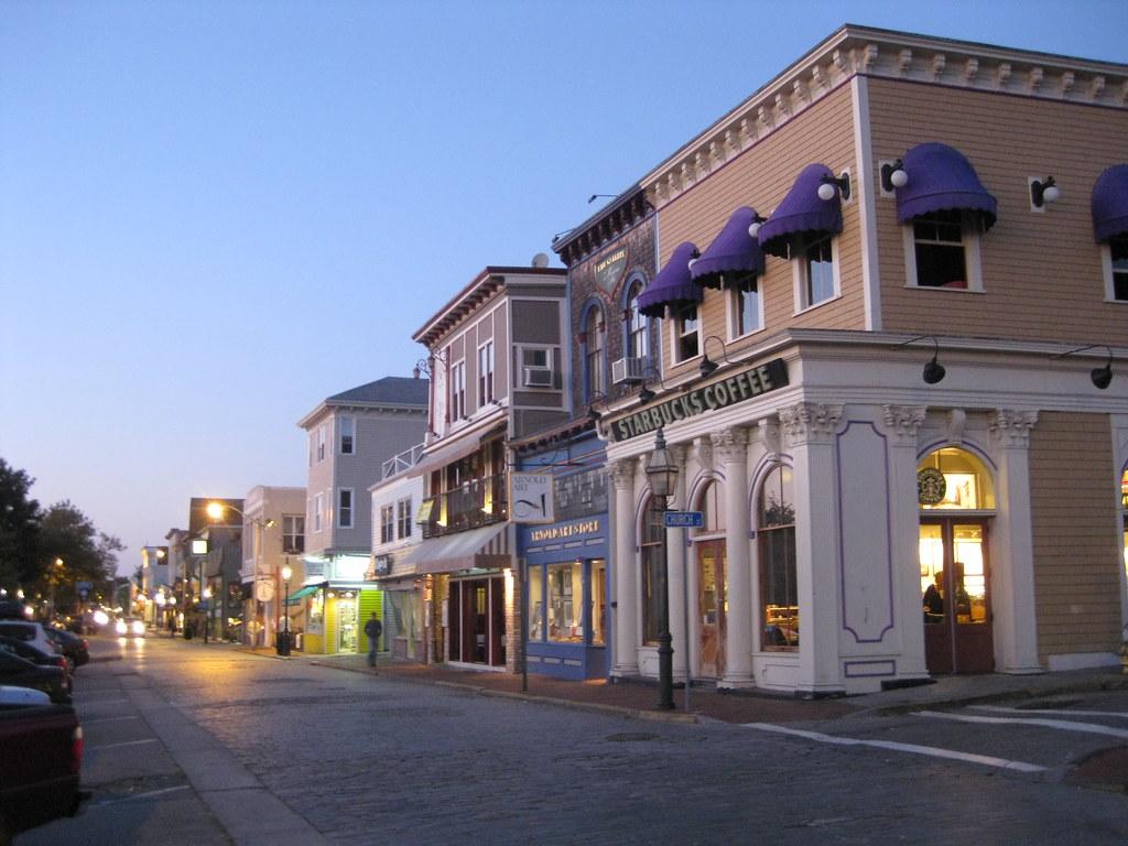 Newport Rhode Island Society