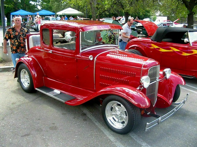 Photo for 1930 model a 5 window coupe