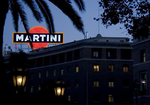 Martini Roma Martini S Sign At Via Veneto Rome Italy F Flickr