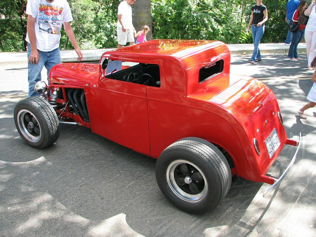 1932 ford mini hot rod custom 39 4gvv640 39 6 jack snell. Black Bedroom Furniture Sets. Home Design Ideas