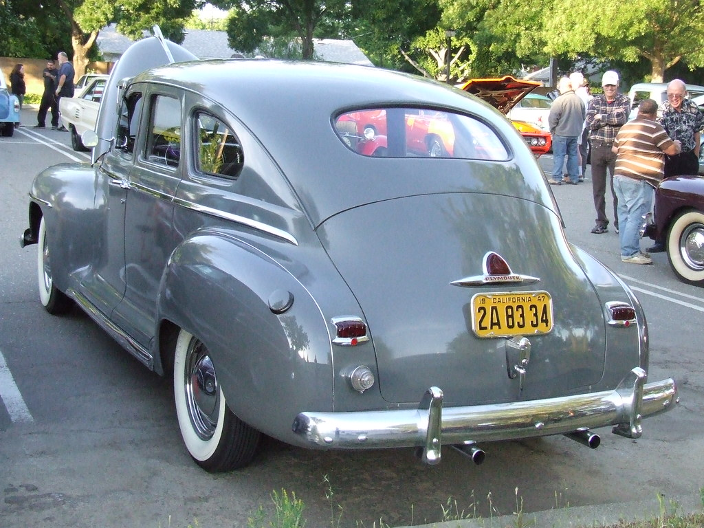 1947 plymouth 4 door sedan 39 2a 83 34 39 2 jack snell flickr for 1947 plymouth 4 door sedan