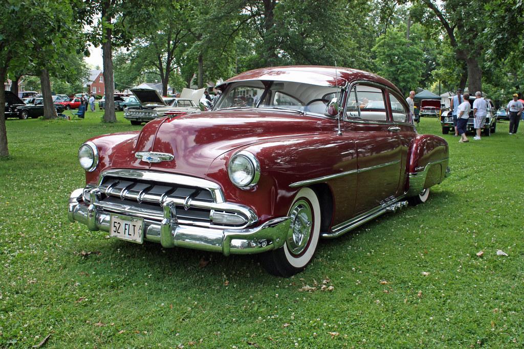 1952 chevrolet fleetline deluxe 2 door fastback 3 of 15 for 1952 chevy deluxe 2 door