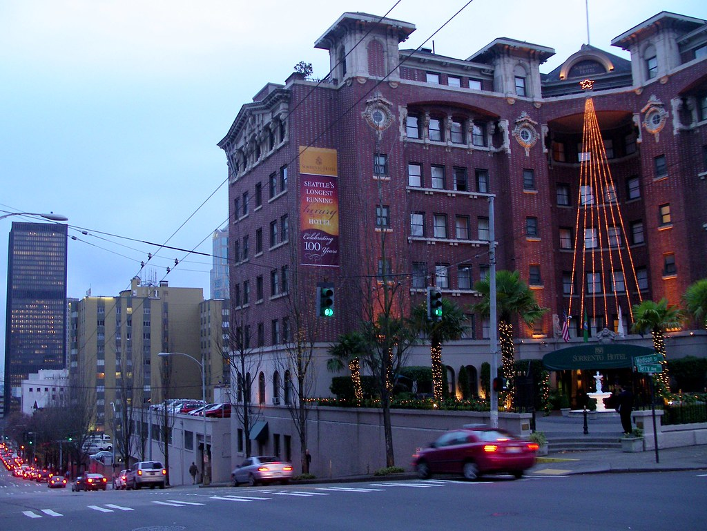 Hotel Sorrento  Stelle