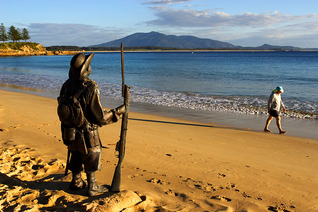 Bermagui Australia  City pictures : Bermagui, New South Wales, Australia, Horseshoe Bay IMG 1004 Bermagui ...