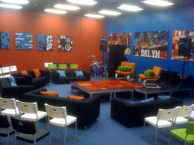 Newsong Student Ministries The Evolve Amp Fusion Room