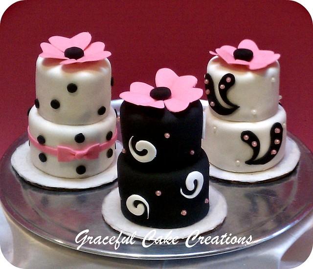 Mini Birthday Cakes   Flickr - Photo Sharing!