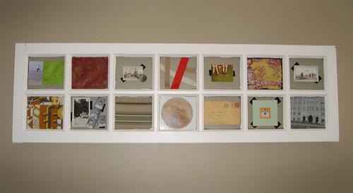 window pane frame antique window with 14 individual panes flickr - Window Pane Frame