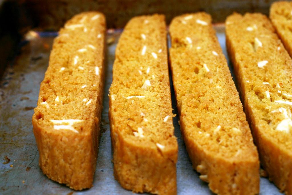 almond biscotti   deb   Flickr