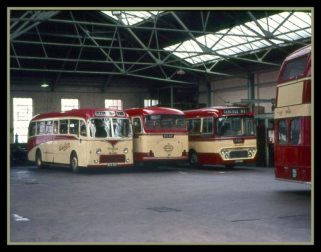 Western smt 39 s carlisle garage in the 1970s what a for Western garage
