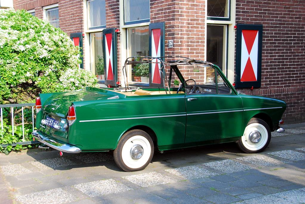 1974 Daf 33 Cabriolet Michiel2005 Flickr