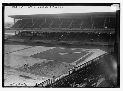 Brooklyn National League Grounds  (LOC) | by The Library of Congress