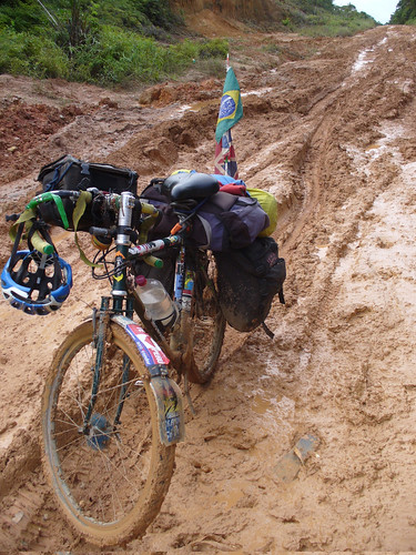 The Muddy Roads of Central Brazil | by The Hungry Cyclist