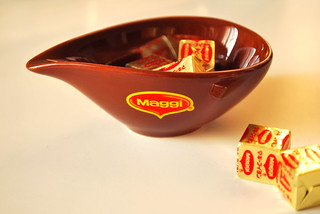 dip cup / maggi | by [puamelia]