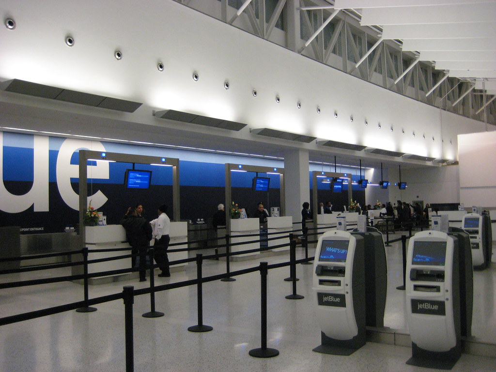 jetblue check in times
