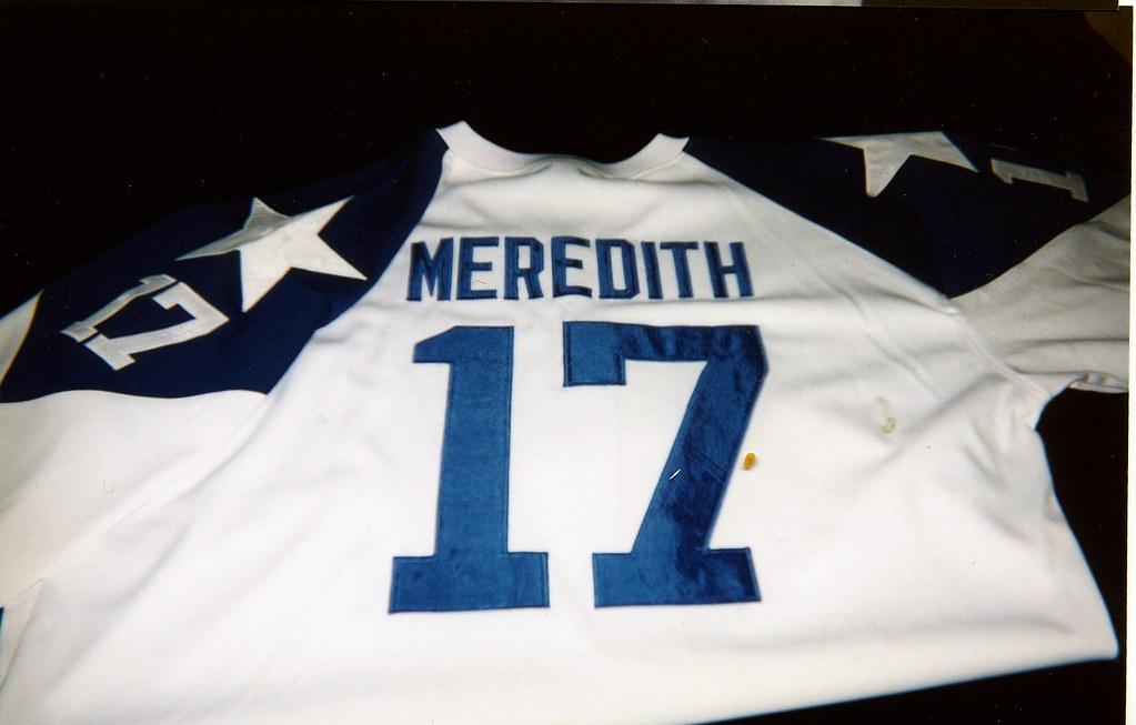 New Jersey >> 1960 Don Meredith Dallas Cowboys custom Jersey   toby allred   Flickr