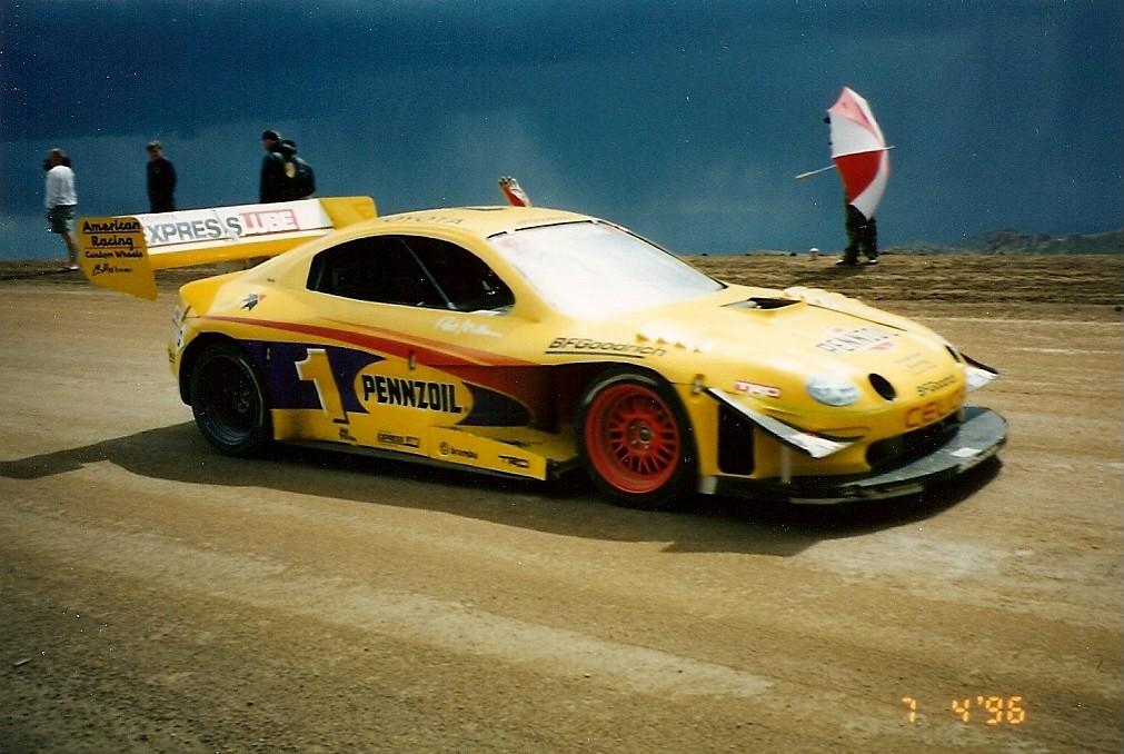 Rod Millen Celica Rod Millen And His Toyota Celica Pikes