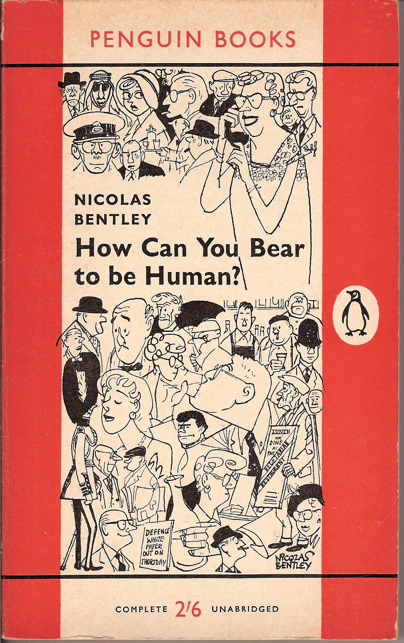 Penguin Book Cover Size ~ All sizes how can you bear to be human penguin book