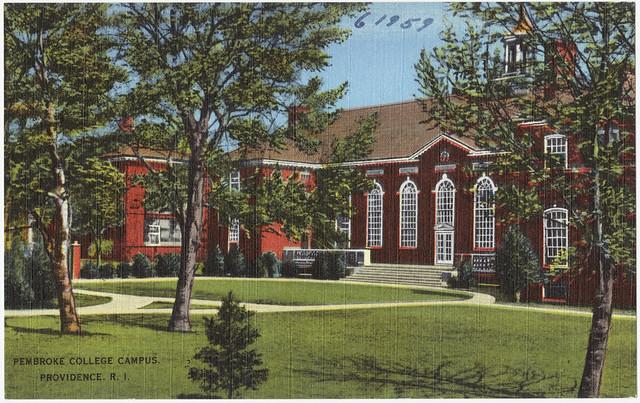Pembroke College Campus Providence RI  File Name 06