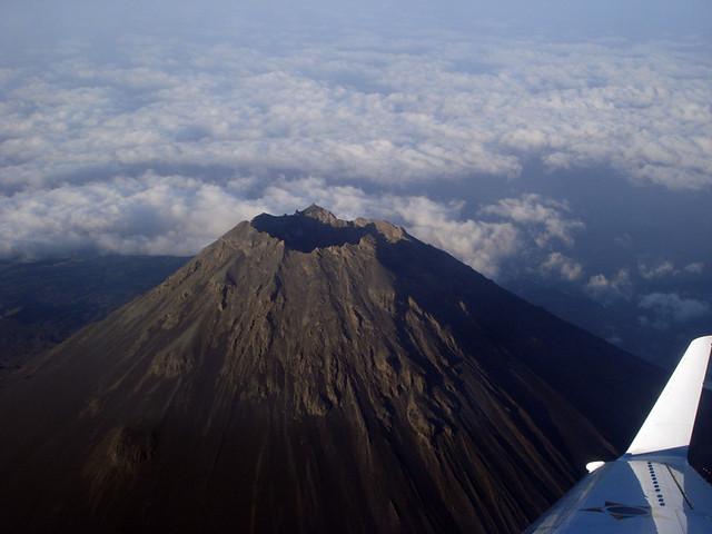 Vulcano Vulcao Da Ilha Do Fogo Em Cabo Verde Moises