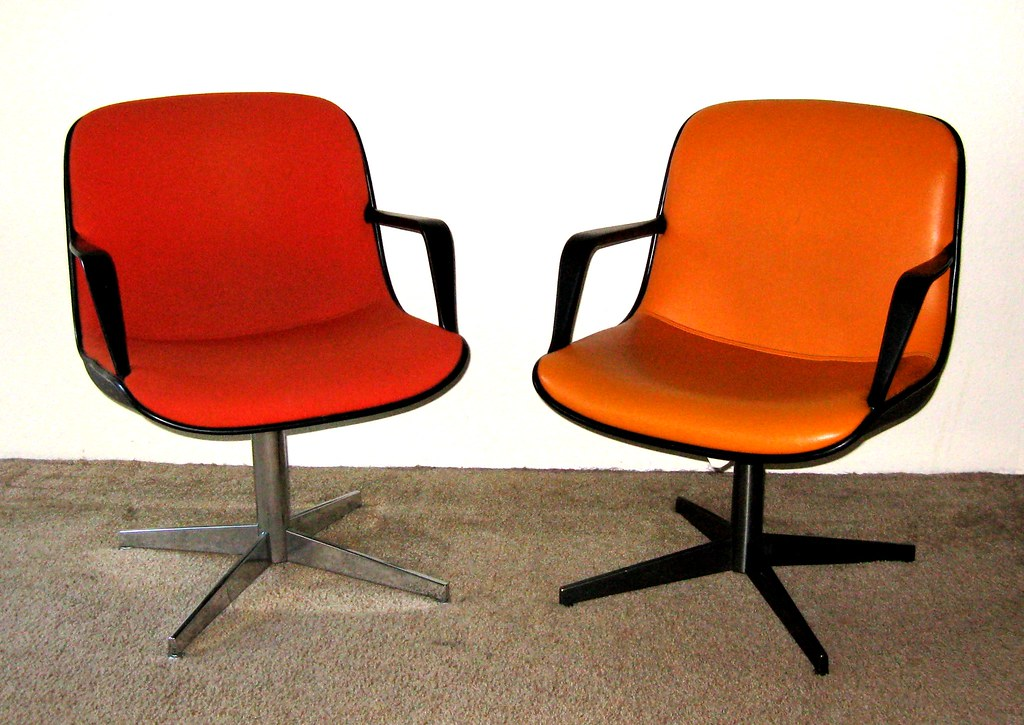 Steelcase 1970s Office Chairs